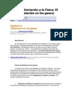 Curso de Iniciación a la Física El calor (Dilatación en los gases).docx