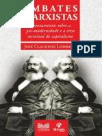 PÓS-MODERNIDADE E A CRISE TERMINAL DO CAPITALISMO