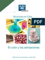 Color y Sensaciones