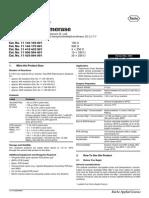 Roche Taq Polymerase