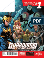 Guardians of the Galaxy Issue 11.NOW Exclusive Preview