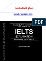 Collins. Check Your Vocabulary for IELTS.