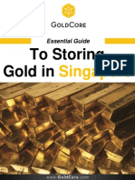 Essential Guide to Gold Storage in Singapore
