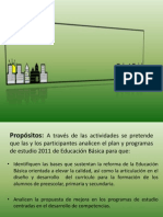 Plan de Estudio 2011