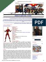 Personajes Del Comic_ Antorcha Humana