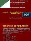 Modelamiento de la Dinámica de Población 2013