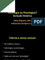 4 Psicolo.. Intro Psicologia