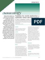 Trazodone - Erectile Dysfunction