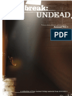 Outbreak Undead - Annual, Vol 1
