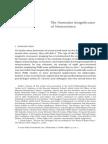 Berker Normative Insignificance Neuroscience