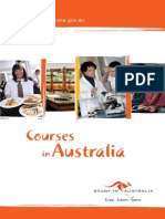 Courses Brochure - As at 17 July 08