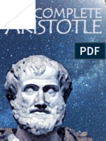 Aristotle - The Complete Aristotle