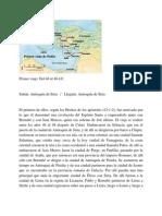Los 4 Viajes Misioneros Del Apostol Pablo Ilustrados