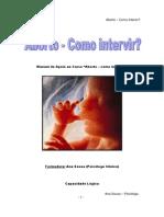 Manual - Aborto - Como Intervir