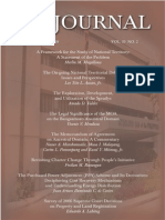 ibp journal vol. 33 #2, 2008
