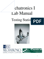 HG073-8.5_Mechatronics I Lab Book - Testing Station