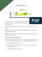 Electrolysis Simulation