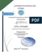 Informe _8 Laboratorio de Microcontroladores