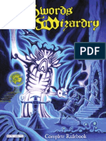 Swords Wizardry Complete Revised