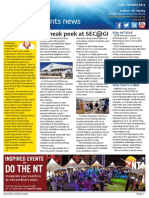 Business Events News for Wed 29 Jan 2014 - A sneak peek at SEC@GI, AIME partners up, Sharing the love, Grays\' Say and much more