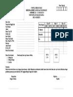 Formulir Pendaftaran Gelombang I----smp Unggulan Harapan Bangsa