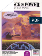 Balance of Power the 1990 Edition