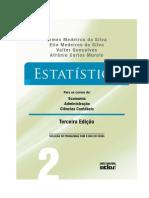 estatstica-Ermes volume 2 Exercícios