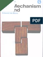 5533.the Mechanism of Mind (Pelican) by Edward de Bono
