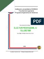 Manual Telemetria 2