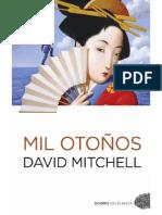 Mil Otonos - David Mitchell