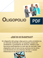Oligopolio modificado