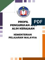 Profil Pengurusan Aset