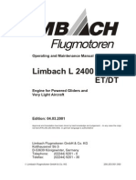 Limbach l2400 Only Ef Df Et Dt Operatingandmaintenancemanual En