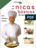 Ariel Rodriguez Palacios - Técnicas Básicas del Maestro de Cocina
