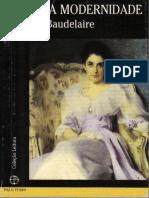 Charles Baudelaire - Sobre a Modernidade (Doc) (Rev)