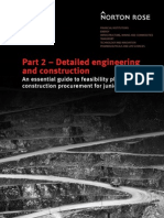 The Essential Guide to Feasibility Planning and Construction Procurement for Junior Mining Companies Part 2 Detailed Engineering and Construction 56739