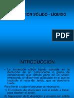 EXTRACCIÓN SÓLIDO - LÍQUIDO 3