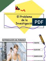 El Problema Investigaci F3n