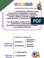 Las Variables 2