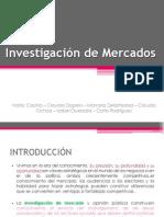 TRABAJO Investigacion de Mercado- Ejm Alacena..