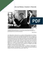 As Intensidades Em Deleuze, Guatarri e Nietzsche