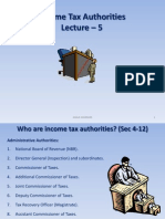 Income Tax Authority