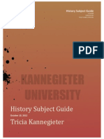 tkannegieter - subject guide - assignment 2