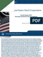 US Steel 4Q