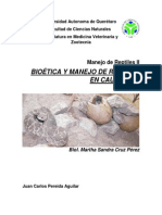 Bioetica y Manejo de Reptiles en Cautiverio
