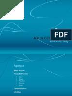 Auluxe Company Profile