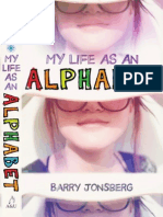 Barry Jonsberg - My Life as an Alphabet (Extract)