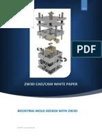 Boosting Mold Design With ZW3D CADCAM