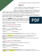 Resumen Arreglos - Curso de C++ - By Luis Rossi