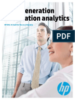Next-generation information analytics HP IDOL 10